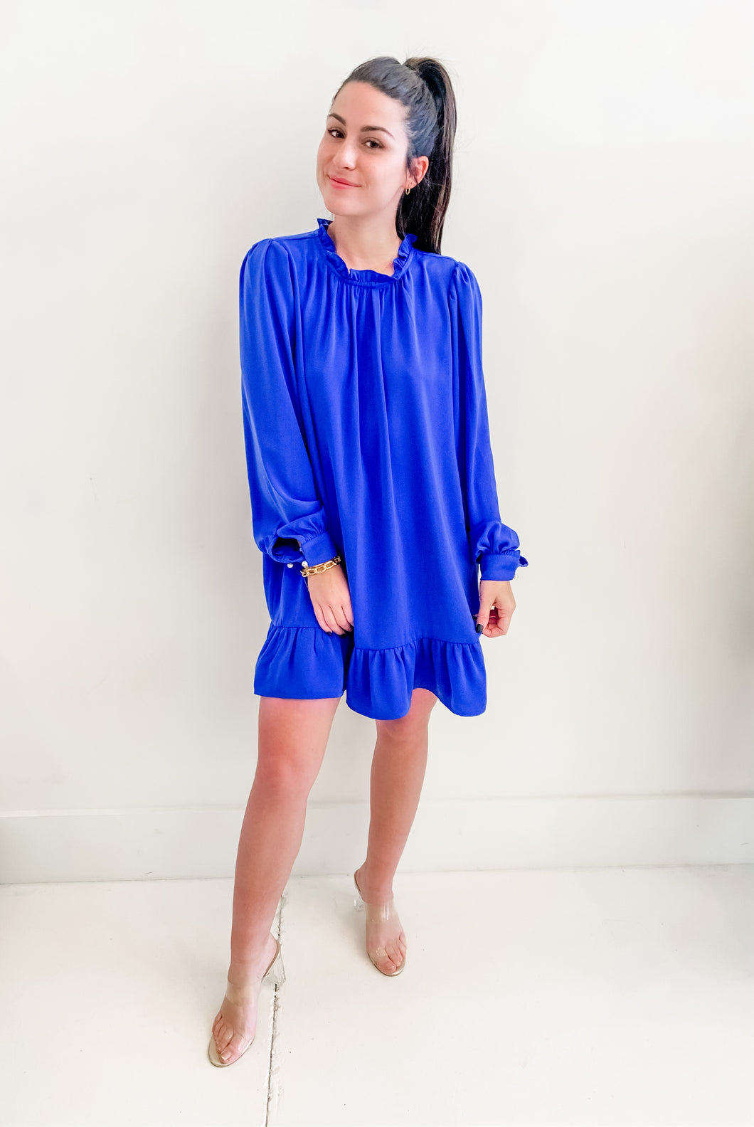Izzy Cobalt Dress
