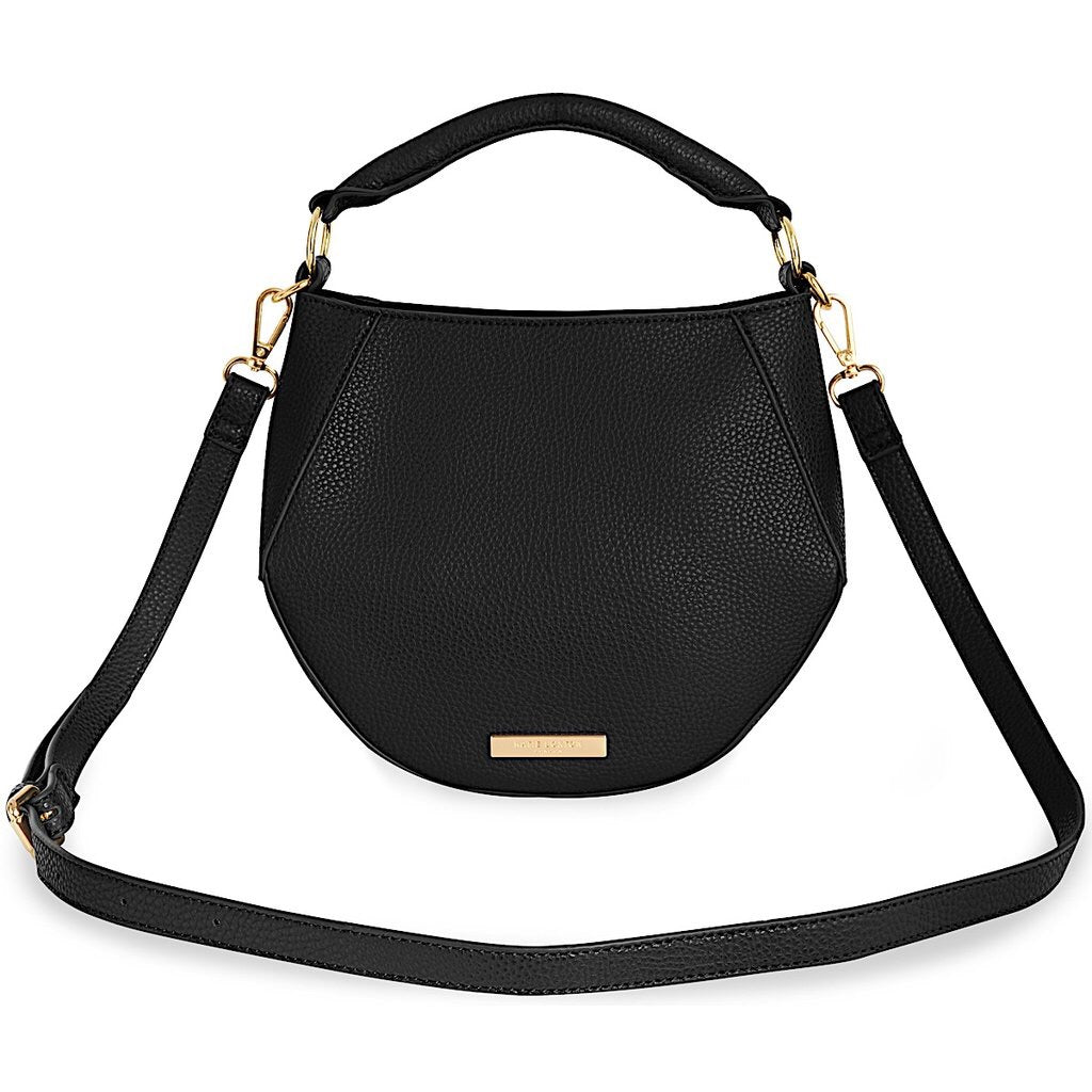 Black Zianna Crossbody