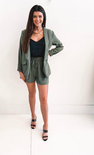 The Paulina Set Blazer