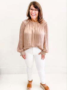 The Samantha Blouse
