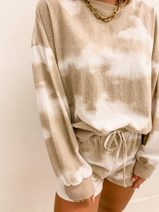 Taupe Cool as a Cloud Set