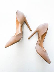 Zoom Nude Pump