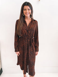 The Adele Shirt Dress