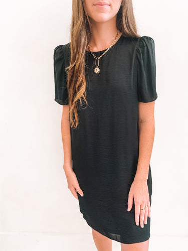 The Harper Puff Sleeve Dress