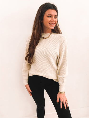 The Dana Crop Sweater