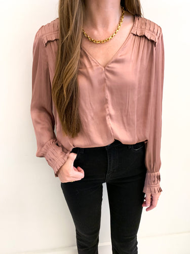 The Nora Blouse