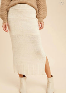 The Laurie Midi Skirt