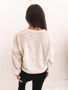 The Sadie Sweatshirt