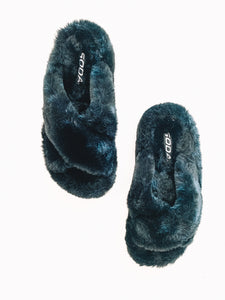 The Engage Slipper Black