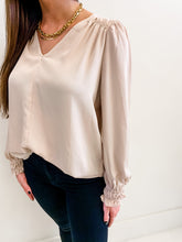 The Veronica Blouse