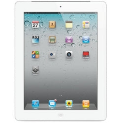 MC982LL/A APPLE IPAD 2 (WI-FI/GSM/GPS) 16GB WHITE A1396-PRE OWNED