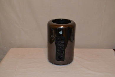 Apple 2013 Mac Pro 3.0GHz Quad-Core Xeon 8 Core 64GB 1TB + Great condition