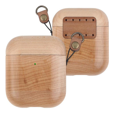 Protective Wood Case For Apple AirPods & AirPods 2 & Pro