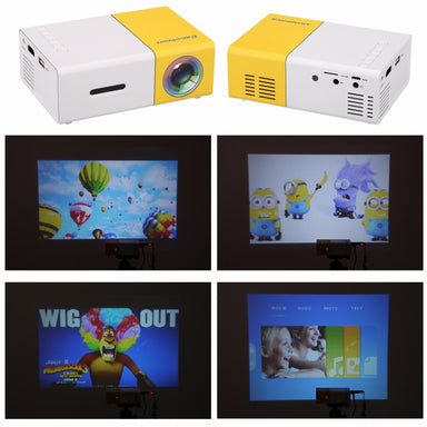 Mini Portable Projector 600 Lumen