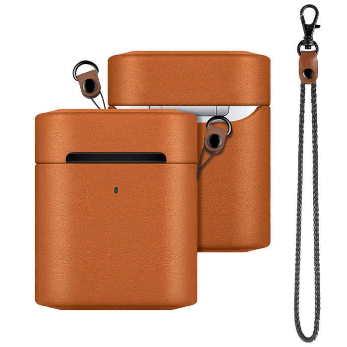 Protective Leather Case For Apple AirPods & AirPods 2 & Pro