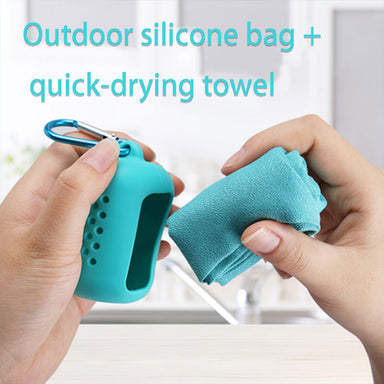 Mini Quick Drying Towel