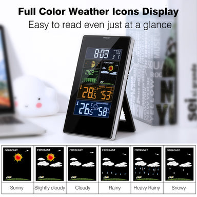 LCD Wireless Weather Station