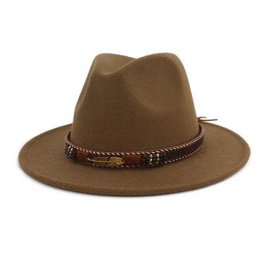 Classic Wool Ranger Campaign Cowboy Hat