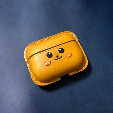 Pikachu Leather Case For Apple AirPods & AirPods 2 & Pro