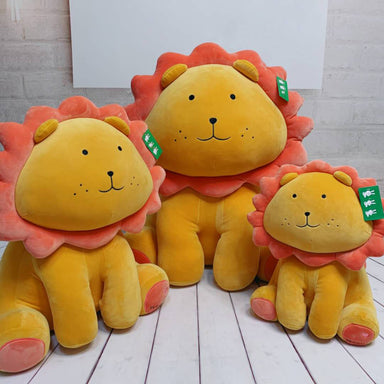 SUPER SOFT LION PLUSH TOY