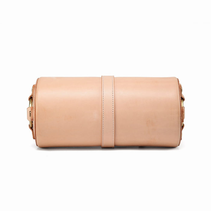 Classic Leather Cylinder Bag