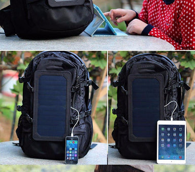 IP67 Waterproof Solar Backpack