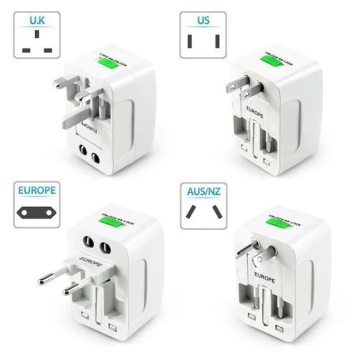 All-In-One International Travel Power Adapter