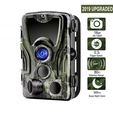 IP65 Waterproof Hunting Camera With Night Version