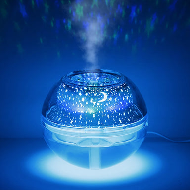 Star Projector Humidifier Lamp