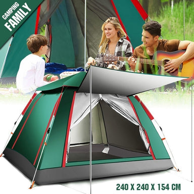 Outdoor Automatic Pop Up Tent