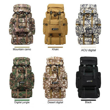 Expedition Tactical Rucksack 70L