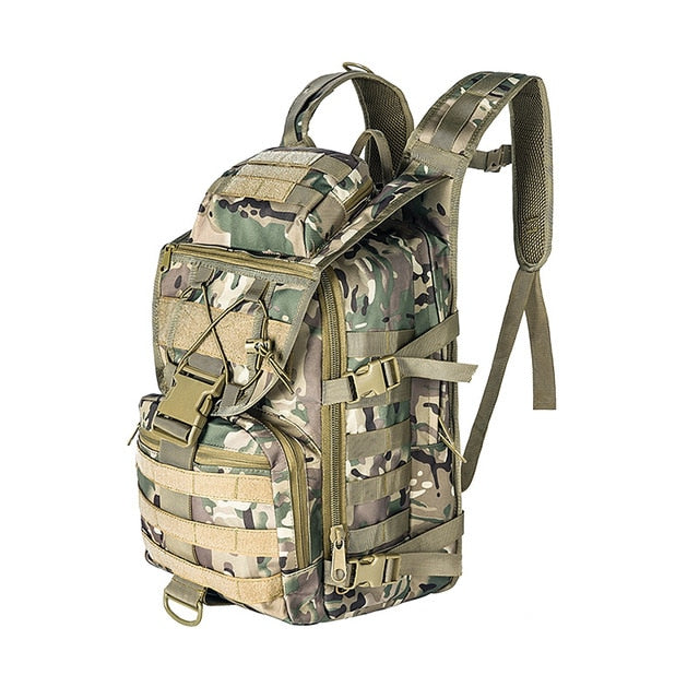 Outdoor Tactical Backpack 40L