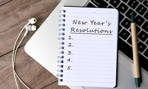 The Solution to a New Year's Resolution