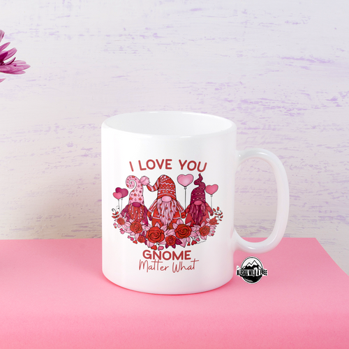 Drinkware - Valentine's Day 3 Gnomes
