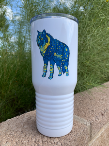 Tall Tumbler - 20oz - Land Animal Collection