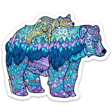 Load image into Gallery viewer, Bear - Mama Bear Sticker