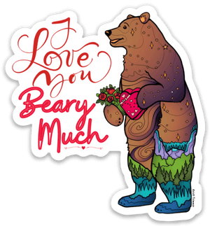 Bear - I Love You Beary Much