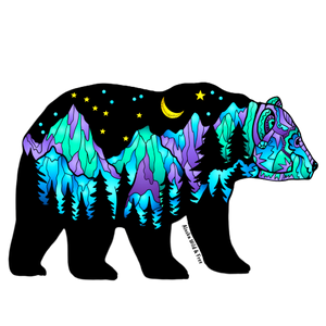 Tattoo - Big Dipper Bear
