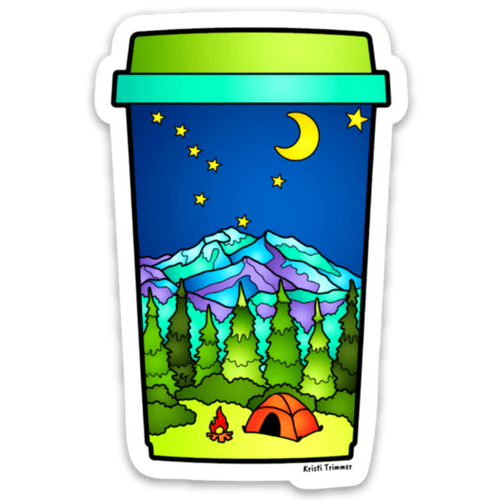 Camping - Camp Coffee