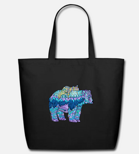 Tote Bag - Mama Bear