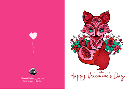 Greeting Card - Valentine's Day