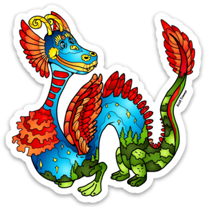 Dragon - Dragon Stickers