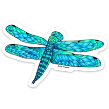 Load image into Gallery viewer, Dragonfly - Dragonfly Stickers