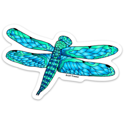 Dragonfly - Dragonfly Stickers