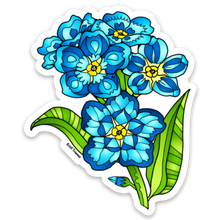 Load image into Gallery viewer, Flowers - Forget Me Not