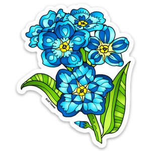 Flowers - Forget Me Not