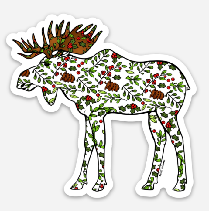 Holiday - Moose