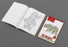 Load image into Gallery viewer, Book - The Holiday Collection: An Adventure & Coloring Book