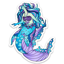 Load image into Gallery viewer, Mermaid - Mermaid Stickers