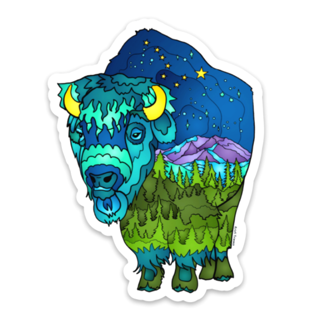 Bison - Mountain Bison - Mountain Series